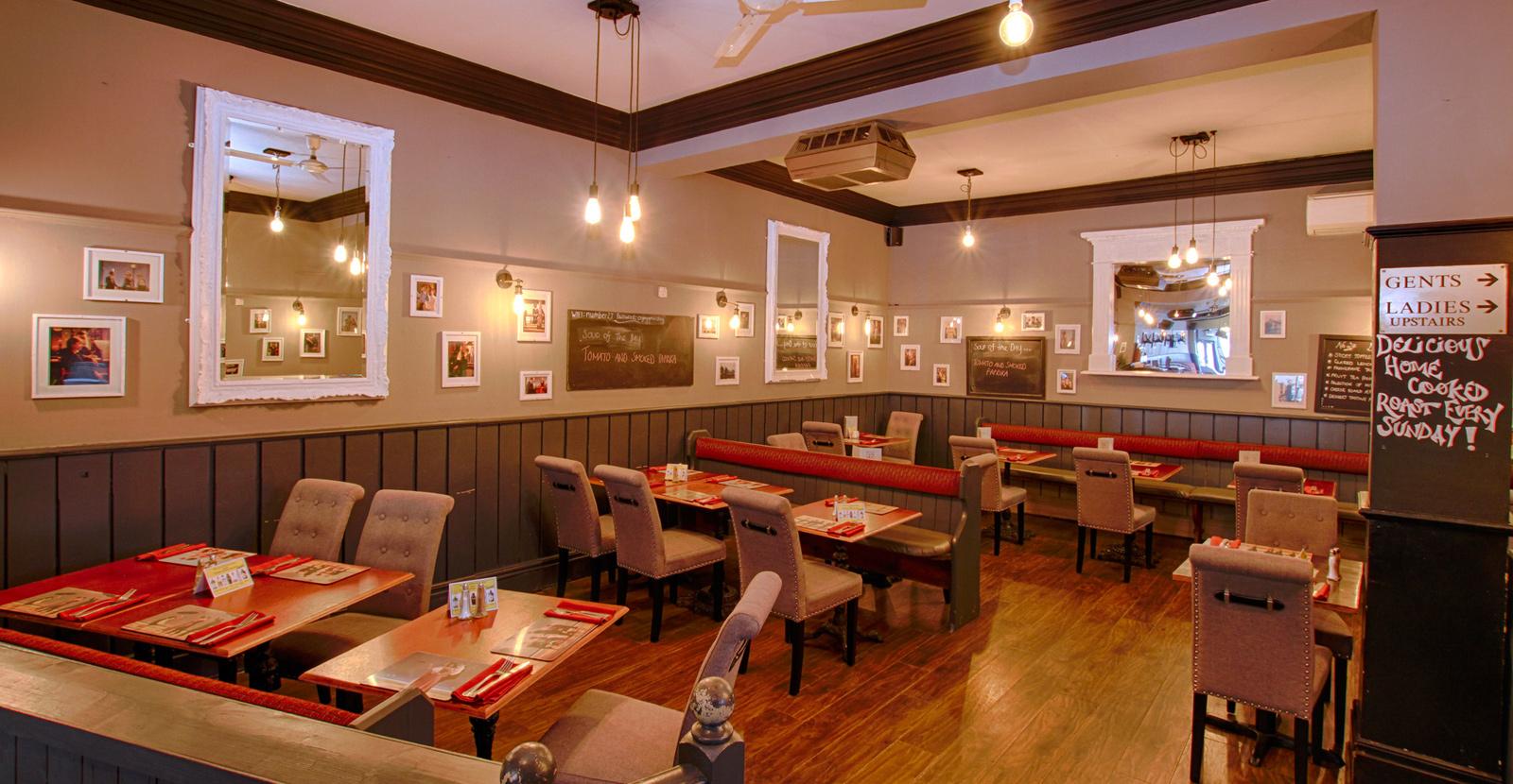 Our Menu Number 27 Bar Kitchen
